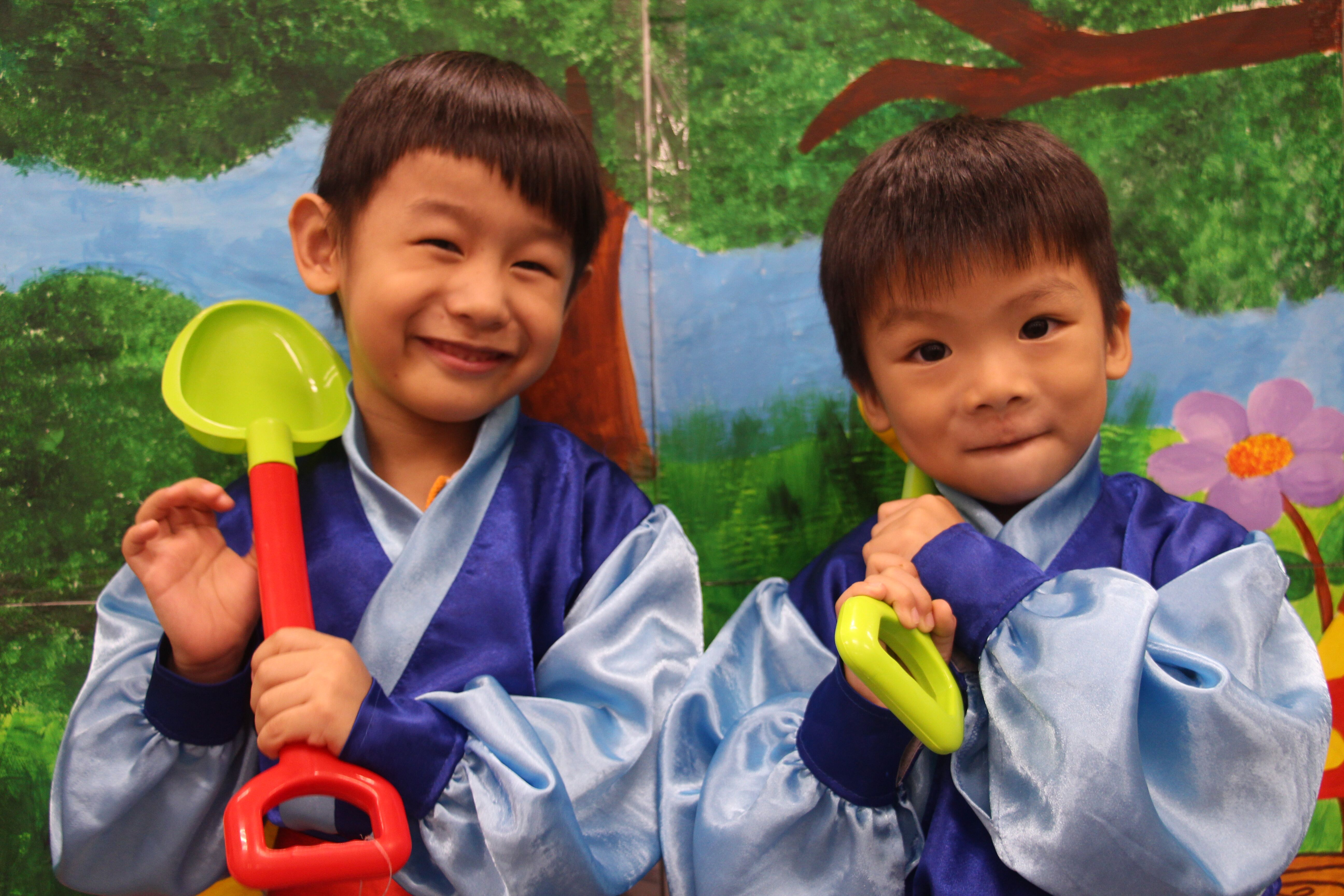 Is a Chinese Speech and Drama Class the Right Choice for your Children?